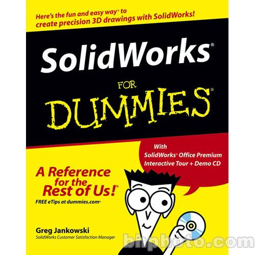User manual Wiley Publications Book/CD: SolidWorks For