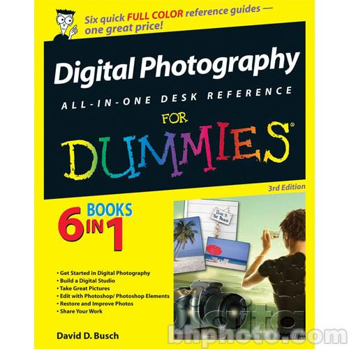 Wiley Publications Book: Digital Photography 9780470037430