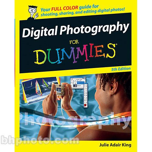 Wiley Publications Book: Digital Photography 9780764596070