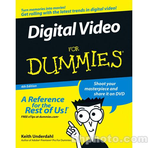 Wiley Publications Book: Digital Video 9780471782780