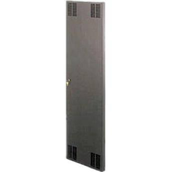Winsted 85346 Lift-Off Locking Solid Door 20U (Pearl Grey) 85346