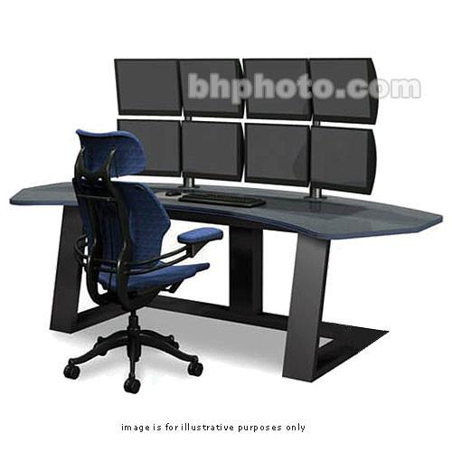 Winsted  Digital Desk with LCD Mounts E4657