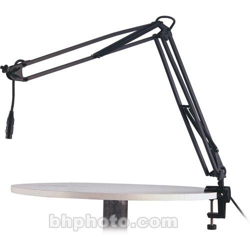 AKG Table Mounted Scissor Stand (Black) KM238/5 BLACK