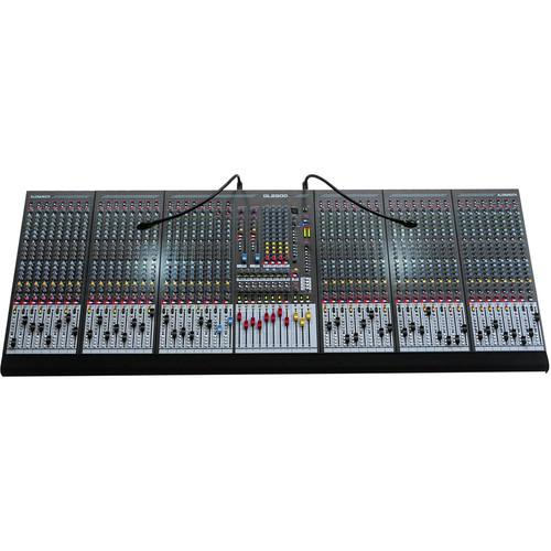 Allen & Heath GL2800-32 32-Input, 8-Bus Live Sound AH-GL2800-32