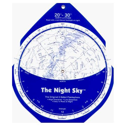 Amherst Media Book: The Night Sky 20-30 Degrees (Large) 1518