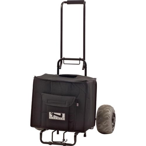 Anchor Audio  Soft-Mega Rolling Tote SOFT-MEGA