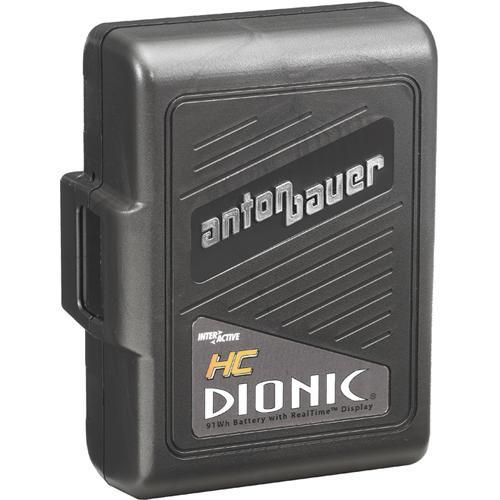 Anton Bauer DIONIC-HC Lithium-Ion Battery DIONIC HC