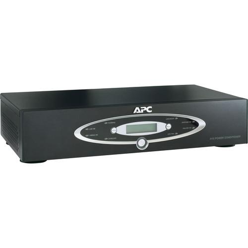 APC  H15 Home Theater Power Conditioner H15BLK
