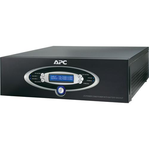 APC J10 Home Theater Power Conditioner & Battery J10BLK