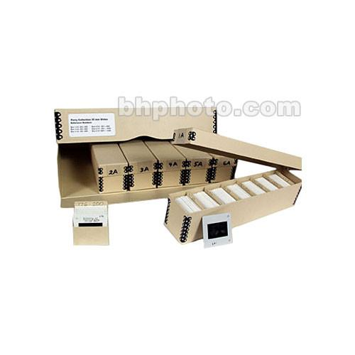 Archival Methods 07062 35mm Slide Storage System (Tan) 07-062
