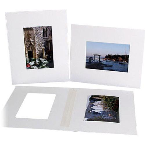 Archival Methods Bright White Pre-Cut Exhibition Mat 48-010