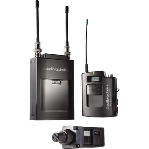 Audio-Technica ATW-1823 Dual Wireless Combo Microphone ATW-1823D