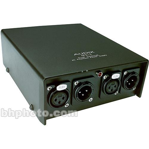 Audix  APS2 Stereo Phantom Power Supply APS-2
