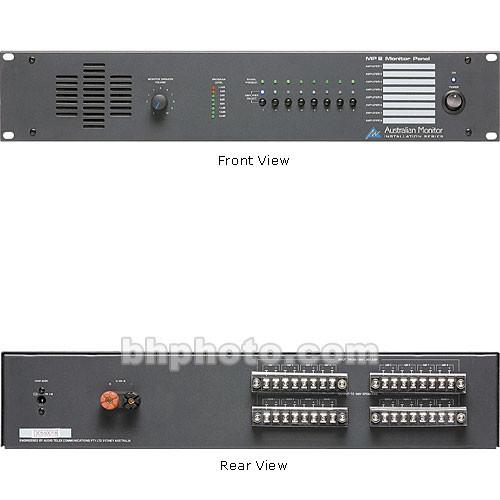 Australian Monitor MP8 8 Channel Monitor Panel MP8