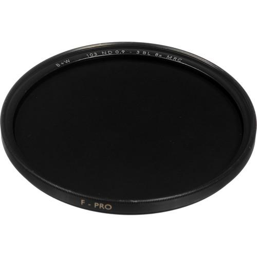 B W  48mm Neutral Density 0.9 Filter 66-1070629