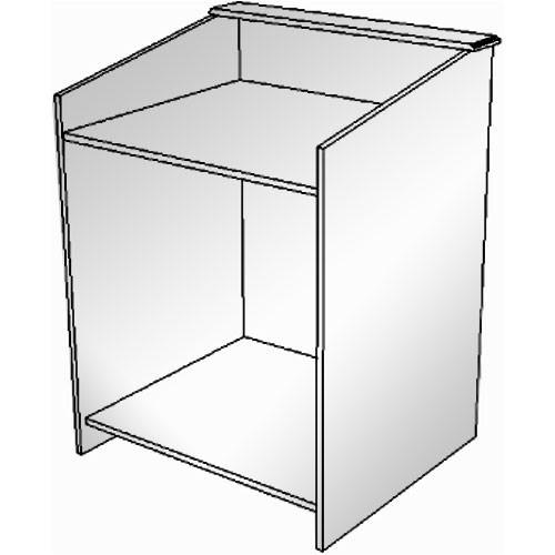 BEI Audio Visual Products Multimedia Lectern - Basic 5035031