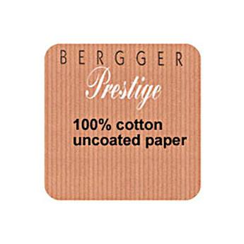 Bergger 100% Cotton Uncoated Paper - 20x24