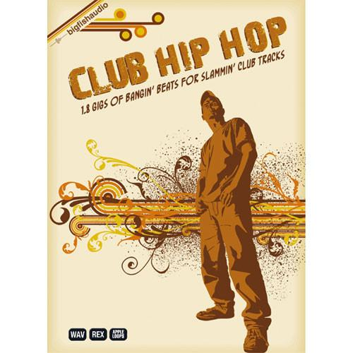 Big Fish Audio Sample DVD: Club Hip Hop CHH01-ORW