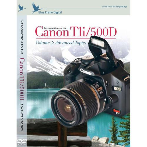 Blue Crane Digital DVD: Introduction to the Canon EOS BC125