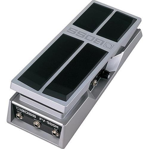 BOSS FV500H - Volume and Expression Pedal FV-500H