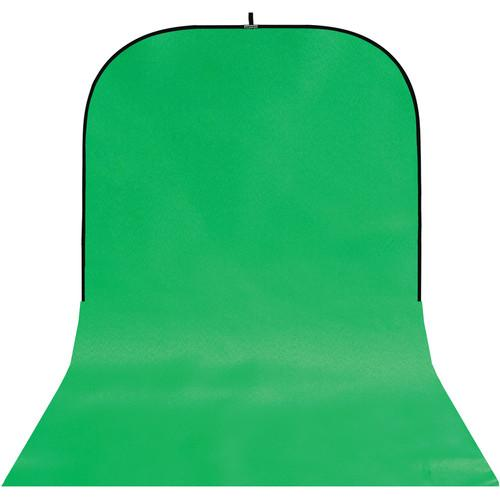 Botero #026 Super Collapsible Background - 8x16' - Chroma-Key