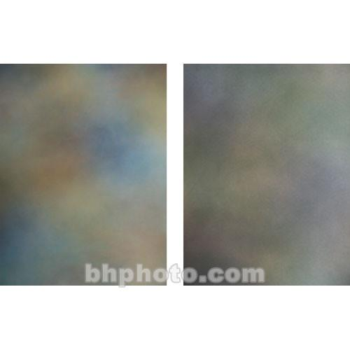 Botero 814 Double Sided Muslin Background, 10x12' - Blue,