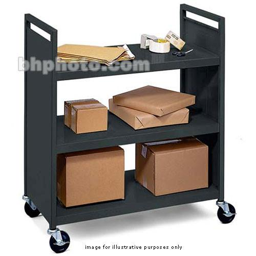 Bretford Mobile Flat Shelf Book & Utility Truck F336-AN5