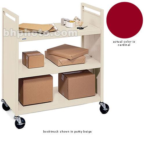Bretford Mobile Flat Shelf Book & Utility Truck F336-CD5
