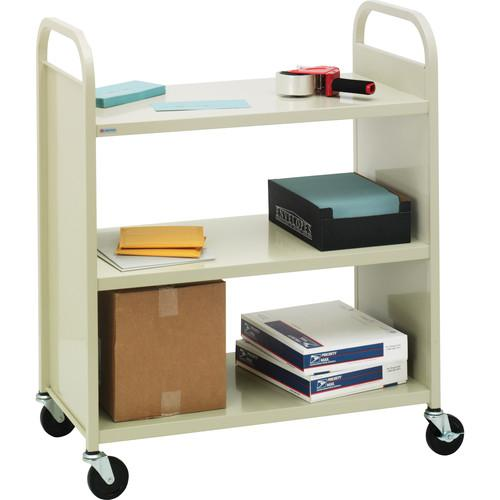 Bretford Mobile Flat Shelf Book & Utility Truck F336-GM5