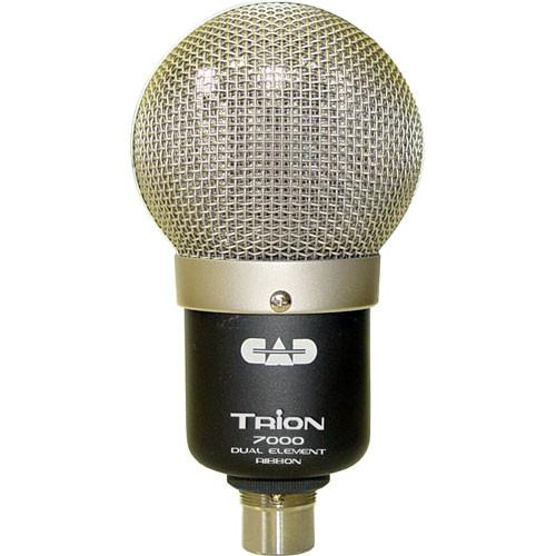 CAD Trion 7000 Dual Element Ribbon Microphone TRION 7000