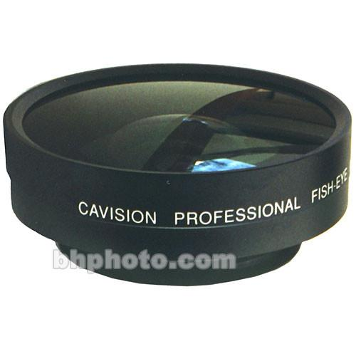Cavision PFA03X72C 0.25x Fish-Eye Lens Attachment PFA03X72C