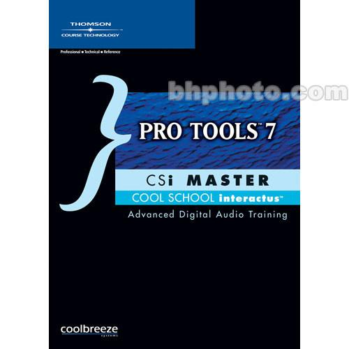 Cengage Course Tech. CD-Rom: Pro Tools 7 CSi Master 1598631462