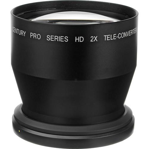 Century Precision Optics 2x Telephoto Converter 0HD-20TC-HVX