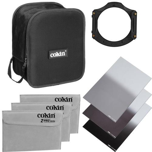 Cokin Z-Pro U960 Pro Graduated Neutral Density Filter Kit CU960