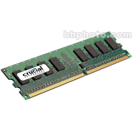 Crucial  2GB DIMM Memory for Desktop CT25672AA667