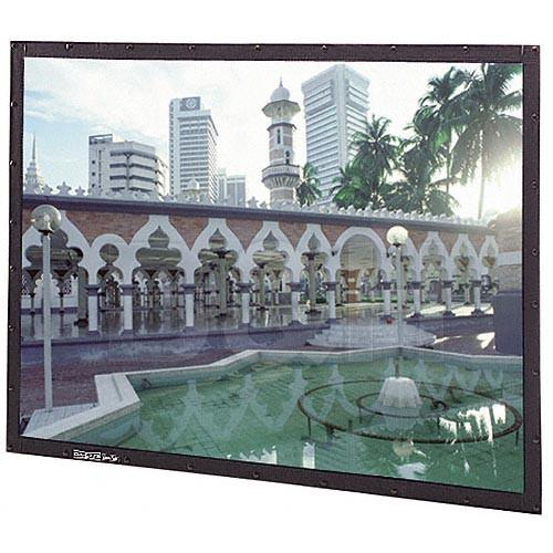 Da-Lite 76744 Perm-Wall Fixed Frame Projection Screen 76744