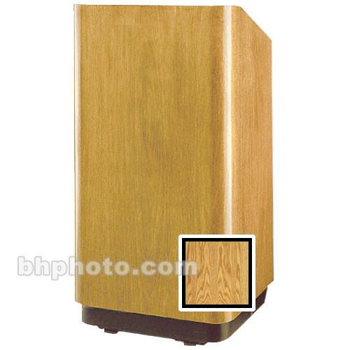 Da-Lite  Floor Lectern (Medium Oak) 98071MOV