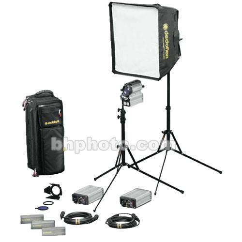 Dedolight Sundance HMI 2 Light Soft Case Kit (90-260V) S200-2M
