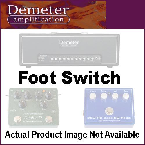 Demeter FS-2 Dual Footswitch for TGA-2-Series FS-2