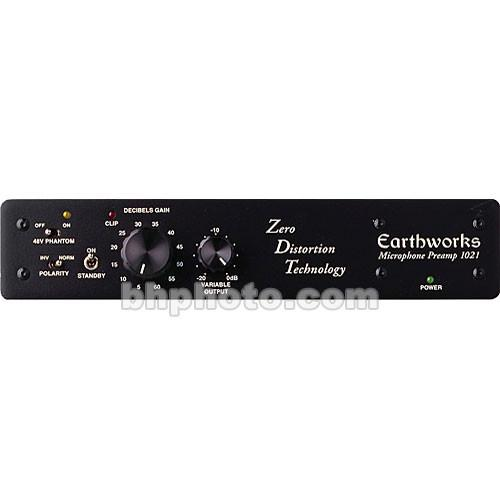 Earthworks  1021 Microphone Preamp 1021