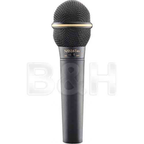 Electro-Voice N/D267AS - Cardioid Microphone F.01U.167.775