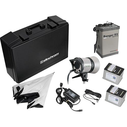 Elinchrom Ranger RX Speed AS 1100W/s Kit with S Head EL10282.1