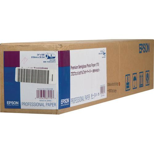 Epson Premium Semigloss Photo Inkjet Paper S041393