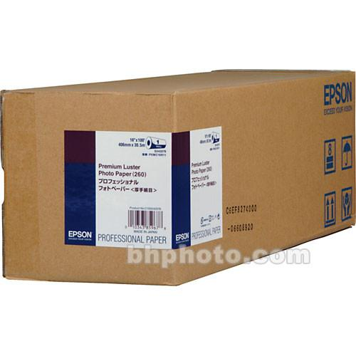 Epson Ultra Premium Luster Archival Photo Inkjet Paper S042079