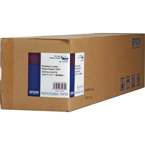 Epson Ultra Premium Luster Archival Photo Inkjet Paper S042081