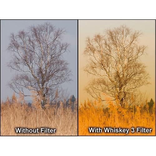 Formatt Hitech Color Graduated Whiskey Filter BF 4.5-1-SEWHI