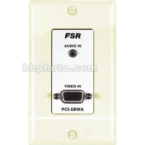 FSR PCI-5BWPAIVO Wall Plate Interface PCI-5BWPA-IVO