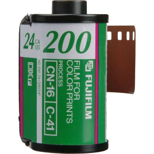 Fujifilm Fujicolor 200 Color Negative Film 15719395