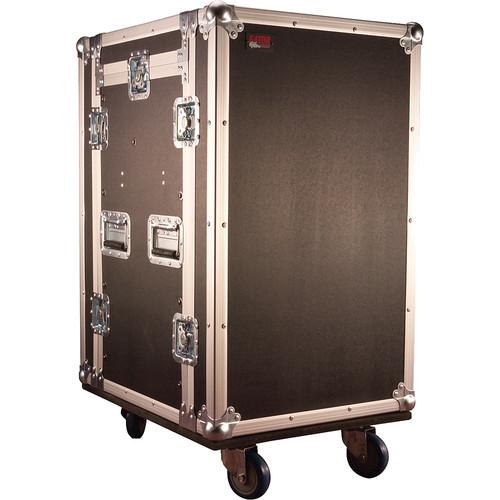 Gator Cases G-TOUR 10X12 PU Rack Case G-TOUR 10X12 PU