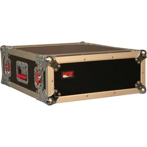 Gator Cases  G-Tour 4U Flight Rack Case G-TOUR 4U